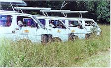 Safari Magic Private Fleet